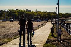 Hoy salimos todos a pasear (martinnarrua) Tags: people sun sol argentina walking nikon walk personas paseo entre ros amateur coln nikond3100