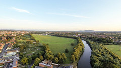 sunset worcester racecourse (rtb69) Tags: