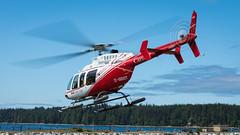 C-GDOT - Transport Canada - Bell 407 (bcavpics) Tags: canada plane chopper bell britishcolumbia aircraft aviation vancouverisland helicopter 407 heli portmcneill transportcanada cgdot bcpics cam8