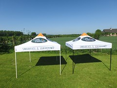 Quick Folding Tent - Ondernemers Tent