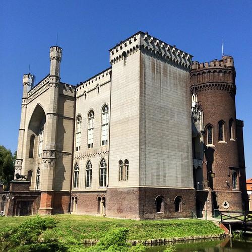 Château de Kornik #poland #pologne #kornik