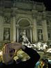 Dave at Trevi Fountain (daveunderwoodphotos) Tags: 2012 italy rome trevifountain