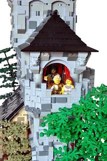 CCCXIV - Lion Knight Manor