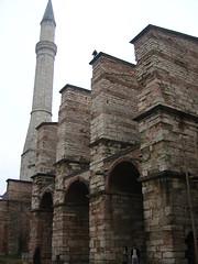 Hagia Sofia Church, begun 532 AD. (Kevin J. Norman) Tags: hagiasofia istanbul turkey