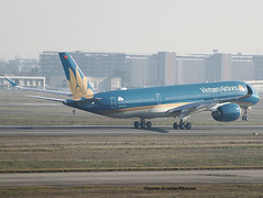 Vietnam Airlines. Airbus A350-941. (Jacques PANAS) Tags: vietnam airlines airbus a350941 vna891 fwzfs msn067