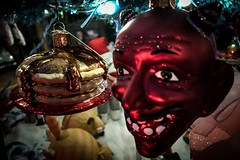 (359/366) The Devil Is In The Pancakes (CarusoPhoto) Tags: john caruso carusophoto photo day project 365 366 iphone 7 plus hipstamatic pancake pancakes devil tree christmas ornament