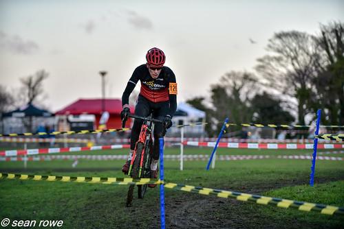 Kinning Cycles Xcross league 2016 - Hazelbank Park