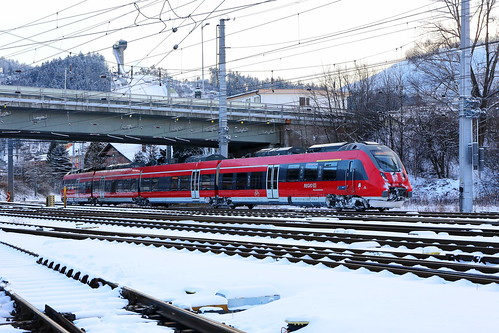 DB Regio 2442 216-4 RE, Innsbruck