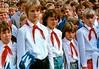FDJ Jugendfestival in Ost-Berlin,DDR FDJ,DDR Pioniere,Thälmannpioniere (SchlangenTiger) Tags: jugendfestival jugendtreffen fdj thälmannpioniere jungpioniere pioniere jungepioniere freiedeutschejugend gdr ddr ostberlin berlin kinder jugend