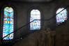 The stairway (Roving I) Tags: stairways handrails wroughtiron statues stainedglasswindows themeparks banahills tourism danang architecture vietnam angels castles sculpture