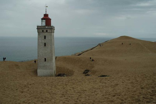 Abandoned lighthouse - Rubjerg Knude - 2008(1)