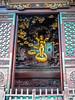 Big Wild Goose Pagoda-5652 (kasiahalka (Kasia Halka)) Tags: unescoworldheritagesite giantwildgoosepagoda bigwildgoosepagoda buddhistpagoda tangdynasty 652 morningbell godofwealth xuanzang xian china