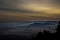 _MG_7084 (Natgar fotografía) Tags: country countryside yellow cloudy fog foggy foggylandscape cold calm winter blue