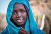 Young Afar girl,  Ethiopia - Jeune fille Afar, Ethiopie