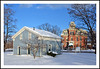 Towner House and Quirk Mansion in Ypsilanti (sjb4photos) Tags: michigan ypsilanti washtenawcounty