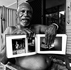 """""""My past was destroyed by alcohol and drugs..."""" (ingetje tadros) Tags: aboriginal australia broome community culture environment family heritage ingetjetadros indigenous justice kimberley life outback people portrait protest passion pride poor perfection realpeople remote streetphotography tribal tribes travel tradition traditional thekimberley westernaustralia closures bw monochrome history thisismycountry fotoevidence publication documentary storytelling"""