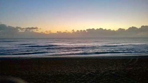Early Morning Seascape.