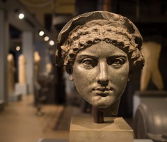 Portrait of Agrippina the younger (Robert Barone) Tags: italia italy micro43 olympusep5 ostiense panasoniclumix2017 roma rome basanite commute ancient ancientrome