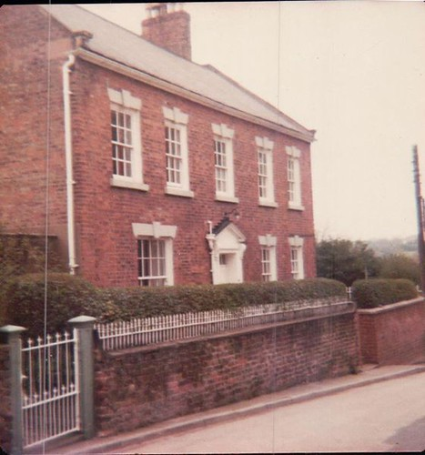 The Old Vicarage, Holywell