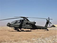 AH-64D Apache 00-05197 C/1-101Avn U.S.Army. Tarin Kowt, Uruzgan, Afghanistan. February 2008. (Aircraft throughout the years) Tags: boeing mcdonnelldouglas ah64 ah64d apache 0005197 1101avn usarmy tarin kowt tarinkowt uruzgan afghanistan february 2008