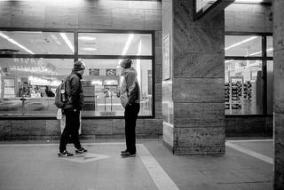 Berlin Bahnhof Zoo Contax T