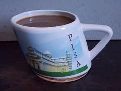 Caneca Inclinada de Pisa (a foto não está distorcida) (JODF) Tags: caneca mug café coffee