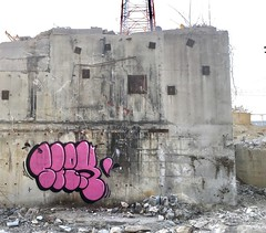 AbandonedCement-Factory (SIEKONE.ID) Tags: siek flyid abandoned graffiti art pfe gak kts crew throwy