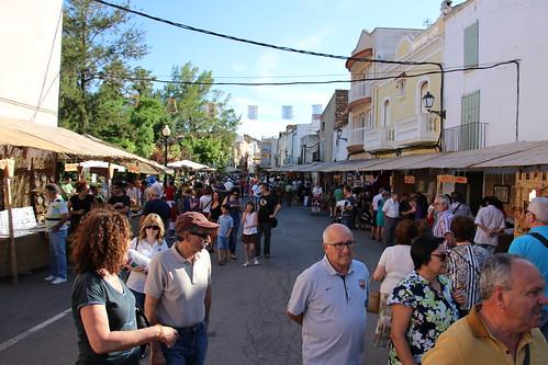 Feria de la Cereza La Salzadella (06-06-2015)