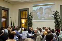 Collegamento con il Brasile - WWViews Firenze (OpenToscana) Tags: florence tuscany firenze toscana approvato wwviews worldwideviews worldwideviewsonclimateandenergy