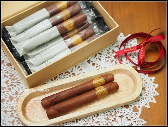 香港必買伴手禮 ▎ 超好吃的 朱古力爆炸雪茄 @ 甜藝家