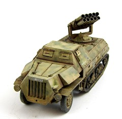IMG_8174 (Troop of Shewe) Tags: 156 maultier 15cm warlordgames troopofshewe sdkfz41 panzerwerfer42
