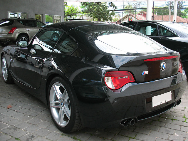 bmw z4 2008 v6 z4m z4coupe