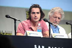 Ben Schnetzer & Clancy Brown (Gage Skidmore) Tags: california toby brown jones san comic ben patton daniel diego center rob warcraft foster paula cooper convention travis ruth wu duncan con dominic clancy 2015 fimmel negga kazinsky kebbell schnetzer