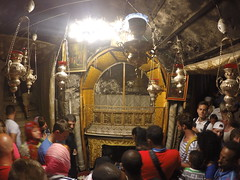 Church of The Nativity, Bethlehem!