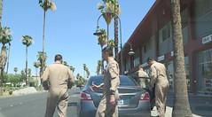 July 17, 2015 (4) (gaymay) Tags: california gay love happy desert flag military palmsprings palmtrees browns triad