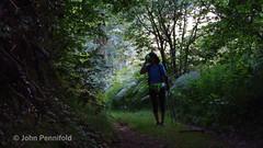 DSC00681 Wenlock Olympian Walk 2015-07-18 - Climb onto Yell Bank (John PP) Tags: wow shropshire walk miles 50 challenge wenlock olympian marches 2015 muchwenlock ldwa johnpp 180715
