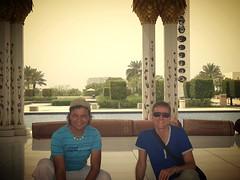 Abu Dhabi '15 (faun070) Tags: abudhabi dutchguys alnahyangrandmosque