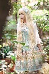 FOX26408-Edit (FoxSchumacher) Tags: china portrait people girl canon lolita kunming ef85mmf12lusm 1dmarkiv 樁姬