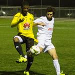 Petone FC v Wellington Phoenix 16