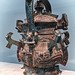 ritual Bronze Wine Container China Zhou Dynasty appx 1000 BCE