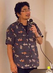 ディレクターズ・トークバトル|岡村桂三郎(多摩美術大学 日本画専攻 教授)