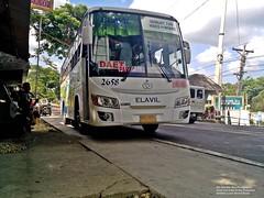 Elavil Tours Phil. Inc.  2658 (Interprovincial) (Win Sabilala (All-in Bus Spotter)) Tags: school bus high tara phil philippines national sur tours ordinary isuzu interprovincial grandeza 2658 camarines partex brgy sipocot elavil