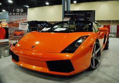Lamborghini Gallardo Roadster (Infinity & Beyond Photography) Tags: orange car convertible exotic lamborghini supercar gallardo roadster worldcars