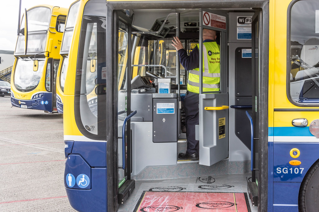 90 NEW BUSES FOR DUBLIN CITY [AUGUST 2015] REF-106978
