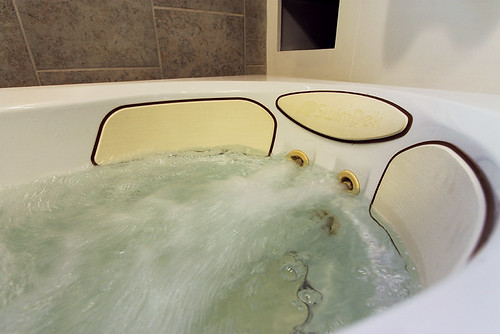 Dressing Up a Tub with SwimDek