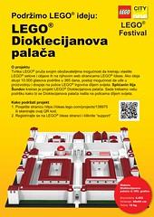 LEGO-B1-DIOKLECIANOVA-PALACA (Isundov) Tags: lego legoideas legodiocletianspalace moc legocreations