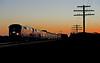 AMTK 166, NS Chicago Line, Wawaka, Indiana (monon738) Tags: train railroad railway amtk amtrak capitollimited sunrise poleline insulators passengertrain railfanning locomotive amtk166 amtk29 indiana wawakaindiana pentax k5iis engine diesellocomotive nschicagoline noblecounty telegraphpoles ge gep42dc p42dc smcpda50135mmf28edifsdm