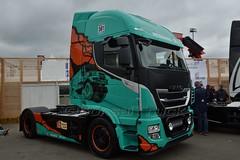 Petronas Iveco Stralis XP570 (BonsaiTruck) Tags: petronas iveco stralis lkw lastwagen lastzug trucks lorry lorries camion eifel nürburgring fahrerlager truckrennen grandprix festival
