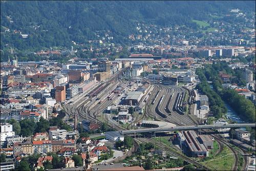 Estación de ferrocarril (Innsbruck, 20-7-2016)
