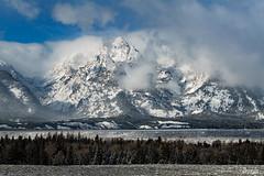 Teton Clouds (jpeder55) Tags: jackson xt2 cold fujifilm grandtetonnationalpark jpedersenphotography landscape nature winter wyoming